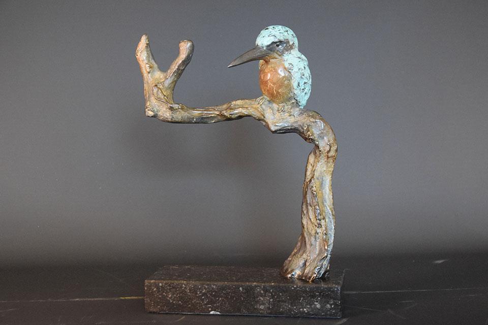ijsvogel-in-brons-links3